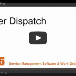 Order scheduling and dispatching video